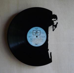 Disque Vinyle D 233 Coup 233 D 233 Coration Vintage Horloge Scarface